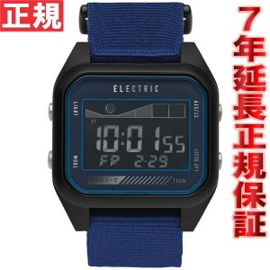 エレクトリック ELECTRIC 腕時計 ED01-TNATO BLACK/BLUE ED1TN2-BB