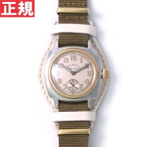 【5%OFFクーポン!5月29日9時59分まで!】ヴァーグウォッチ VAGUE WATCH Co. 腕時計 COUSSIN EARLY MIL メンズ クッサンミリタリー CO-L-007-08WT...