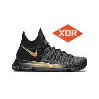 "バスケットシューズ バッシュ ナイキ Nike KD 9 Elite EP ""Flip The Switch"" Blk/T.Yel/B.Fury"