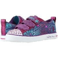 SKECHERS KIDS Twinkle Toes - Twinkle Breeze 10728L Lights (Little Kid/Big Kid)