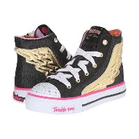 【ポイント2倍!6/22 1:59まで】SKECHERS KIDS Twinkle Toes - Flutter Up 10565L (Little Kid/Big Kid)