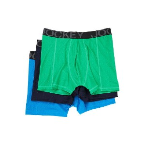 【ポイント2倍!5/29 9:59マデ】Jockey Active Mesh Boxer Brief