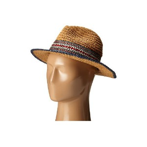 【ポイント2倍!6/27 9:59マデ】Echo Design Crocheted Straw Hat
