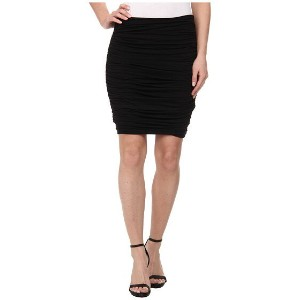 Three Dots Side Ruched Skirt