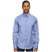 DSQUARED2 Stretch Poplin Button Up Shirt