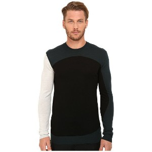 McQ Colour Block Crew Neck