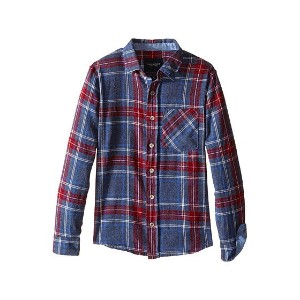 Toobydoo Into the Woods Flannel Shirt (Infant/Toddler/Little Kids/Big Kids)