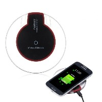 QI Charging Pad Wireless Charger Charging for Google Nexus 6 7 MOTOROLA NOKIA LG SAMSUNG GALAXY S6...