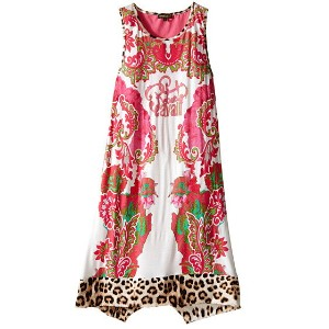 Roberto Cavalli Kids Multi Print Tank Dress (Big Kids)