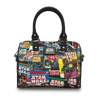Star Wars Comic Covers Duffle Bag