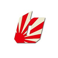 【BASSERS UNITED/バサーズ ユナイテッド】 JAPAN LOGO Sticker (code:BUM008)
