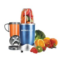 NutriBullet (Blue) Hi-Speed Blender/Mixer, 8-piece Set by Nutri Bullet
