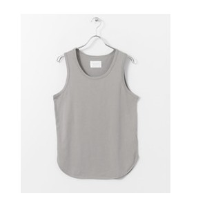 DOORS Mint Cotton Round Tank-Top【アーバンリサーチ/URBAN RESEARCH タンクトップ】
