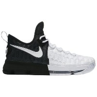 (取寄)ナイキ メンズ KD 9 Nike Men's KD 9 White White Black