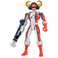 【Power Rangers Operation Overdrive- Torque Force Red Power Ranger】
