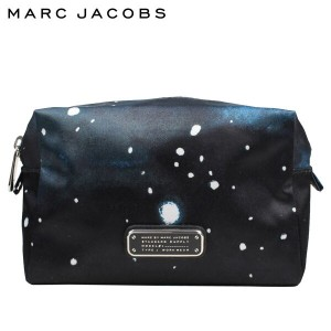 MARC BY MARC JACOBS マークバイマークジェイコブス ポーチ 化粧 レディース NARROW COSMETIC M0005464 ブラック [5/16 新入荷][175]