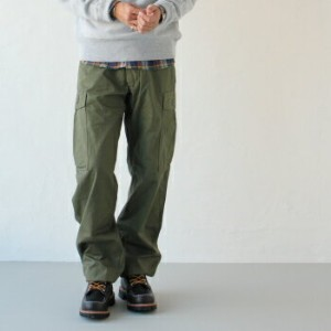 バズリクソンズ TROUSERS MEN'S COTTON WIND RESISTANT POPLIN (BR40927) BUZZ RICKSON'S(メンズ) *送料無料*  ***