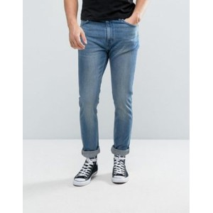 Levis Line 8 Slim Unisex Jeans パンツ In Barely There Blue
