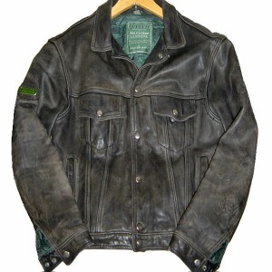 LEWIS LEATHERS AVIAKIT 80s VINTAGE LEATHER WESTERN JACKET ルイスレザー レザー ウエスタン ジャケット 革ジャン(皮ジャン)メンズ【中古】...