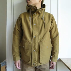 ENDS and MEANS Sanpo Jacket 16AW エンズアンドミーンズ サンポジャケット