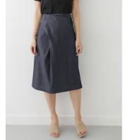 DOORS mizuiro-ind wrap tight denim SKIRT【アーバンリサーチ/URBAN RESEARCH スカート】