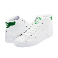 adidas STAN SMITH MID 【adidas originals】 アディダス スタンスミス ミッド WHITE/GREEN