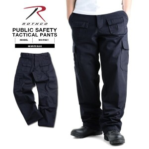 10%OFFクーポン対象品!ROTHCO ロスコ 9861 P.S.T.(PUBLIC SAFETY TACTICAL)パンツ《WIP》 ミリタリー 服 男性 春 ギフト プレゼント
