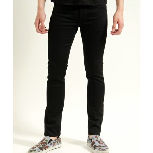 【Nudie Jeans(ヌーディージーンズ)】TILTED TOR DRY COLD BLACK デニムパンツ