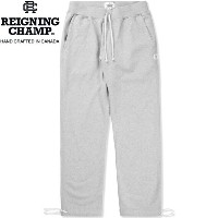 「Clearance Sale!」 REIGNING CHAMP MID WEIGHT TWILL TERRY SWEATPANTRC-5018 HEATHER GREYレイニングチャンプ ミッド...