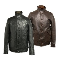 【WEST RIDE/ウエストライド】ジャケット/ WATSONVILL LEATHER COATS★REAL DEAL