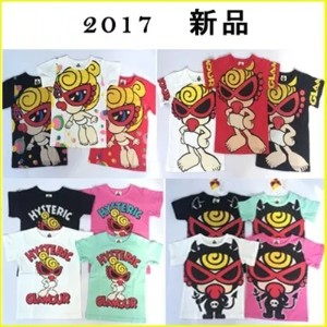★New Year 2017★childrens clothes short sleeved dress 100 % cotton south Korean childrens clothes