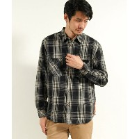 【Nudie Jeans(ヌーディージーンズ)】CALLE SHADOW CHECK シャツ