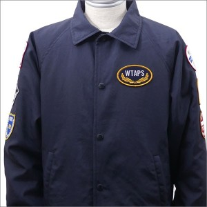 WTAPS (ダブルタップス) SOUVENIR JK JACKET.NYLON.OXFORD (ジャケット) 171TQDT-JKM01 NAVY 228-000150-047-【新品】