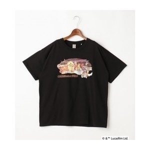 BIG-TEE(STAR WARS 40th)【ダブルネーム/DOUBLE NAME Tシャツ・カットソー】