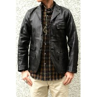 p10【WEST RIDE/ウエストライド】レザージャケット/THICK RIDE TAILORED JACKET★REAL DEAL
