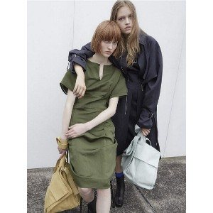 【SALE/10%OFF】beautiful people thick voile satin riders dress ビューティフル ピープル ワンピース【RBA_S】【RBA_E】【送料無料】