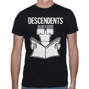 Descendents ディセンデンツ Everything BLACK Tシャツ M