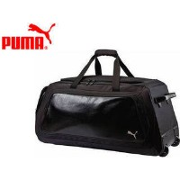 【nightsale】 PUMA/プーマ PMJ073413-1 PUMAELITE Wheel Bag J (BK/クールグレー/プーマシルバー)