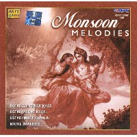 Ud. Vilayat Khan Imrat Pt. Shanta Prasad - Monsoon Melodies cd インド音楽CD 民族音楽