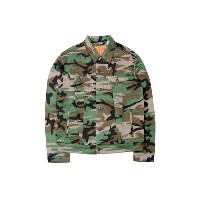 LEVI'S THE TRUCKER JACKET (723340216: WOODLAND CAMO)リーバイス/デニムジャケット