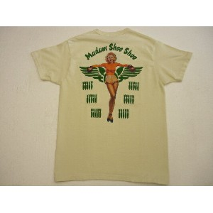東洋エンタープライズBUZZ RICKSON'SGIL ELVGREN COLLECTIONMADAM SHOO SHOO半袖TシャツBR77372