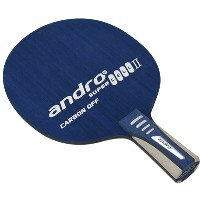 andro アンドロ ラケット 卓球 卓球 中国式ペンホルダー SUPER CELL CARBON 2 OFF 中国式 [ あす楽対象外 ] [返品不可]