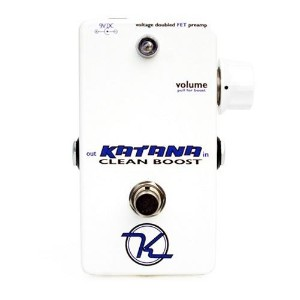 Keeley electronics Katana Clean boost キーリー カタナ ◆輸入品◆