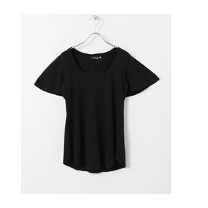 Sonny Label CAL.Berries WIND CHASER T-SHIRTS【アーバンリサーチ/URBAN RESEARCH レディス Tシャツ・カットソー BLACK ルミネ...