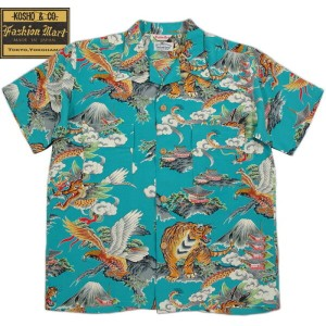 "SUN SURF Special Edition/サンサーフ・スペシャルエディションFASHION MART(KOSHO & CO.) SPECIAL EDITION""EAGLE, TIGER,..."