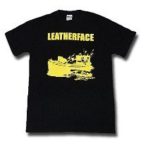 Leatherface レザーフェイス The Stormy Tシャツ YL