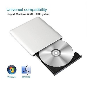 USB3.0 外付けポータブルドライブ Deallink DVD VCD CD-RW 外付けバーナードライブ Apple MacBook Air Macbook Pro Ultrabook...