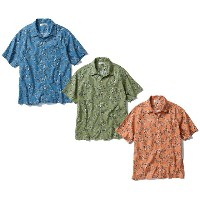 "【RADIALL (ラディアル)】 S/S SHIRT (半袖アロハシャツ) ""HUMMING BIRD S/S -s/s open shirt- [RA16SS-SH012]"" 通販 ..."