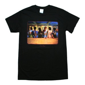 Pink Floyd / Back Catalogue Tee (Black)