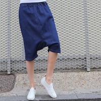 [zoozoom] Baggy fit denim pants 2color / 26253